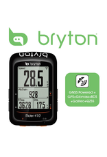"BRYTON CYCLE COMPUTER BRYTON RIDER 410 E 2.3"" GPS ALT POW TRAIN 35H"
