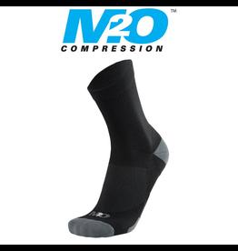 M20 SOCKS M20 STEALTH 3/4 CYCLING & SPORT COMPRESSION CUSTOM BLACK