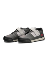 RIDE CONCEPTS SHOES RIDE CONCEPTS TRANSITION CLIPLESS CHARCOAL/RED