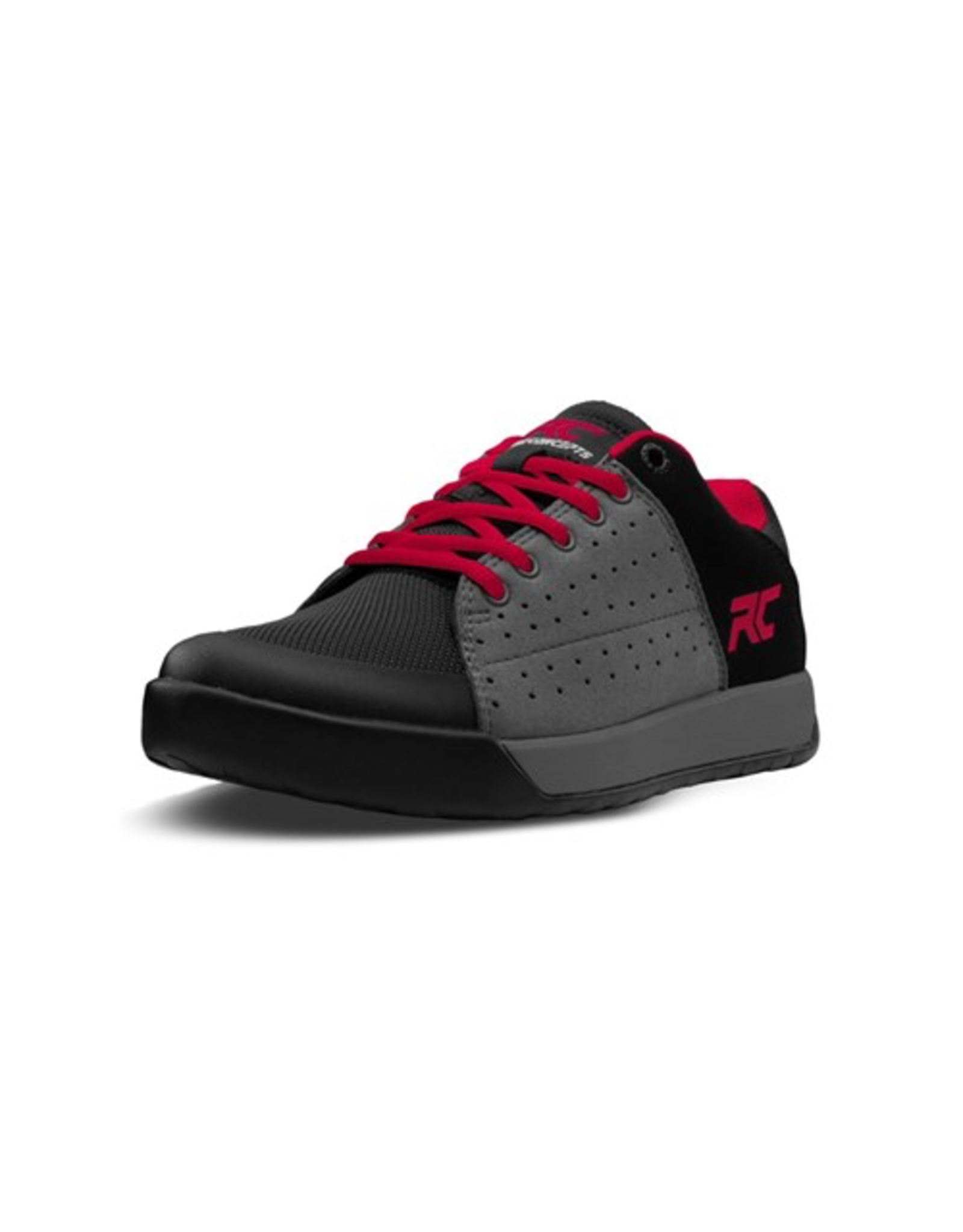 RIDE CONCEPTS SHOES RIDE CONCEPTS LIVEWIRE YOUTH CHARCOAL/RED