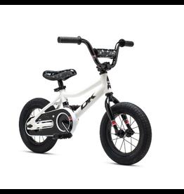 "DK BMX DK BICYCLES DEVO 12"" WHITE"