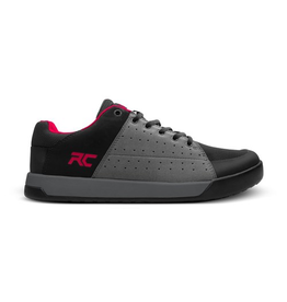 RIDE CONCEPTS SHOES RIDE CONCEPTS LIVEWIRE CHARCOAL/RED