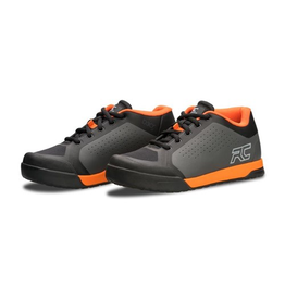 RIDE CONCEPTS SHOES RIDE CONCEPTS POWERLINE CHARCOAL/ORANGE