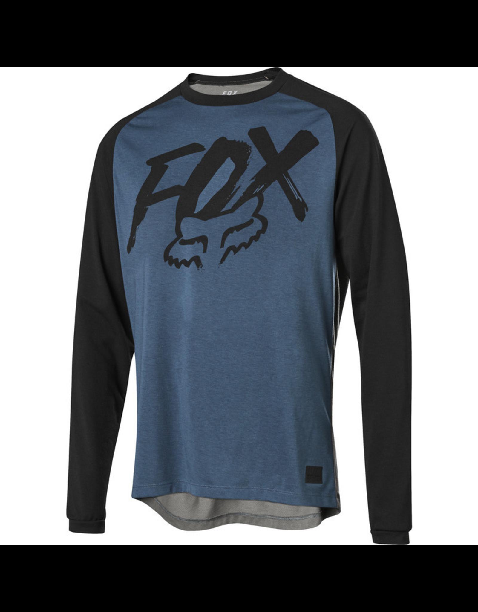FOX JERSEY FOX '19 YOUTH RANGER DRI-RELEASE LS MIDNIGHT