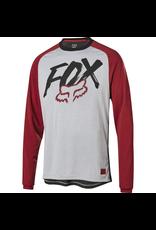 FOX JERSEY FOX '19 YOUTH RANGER DRI-RELEASE LS STEEL GREY