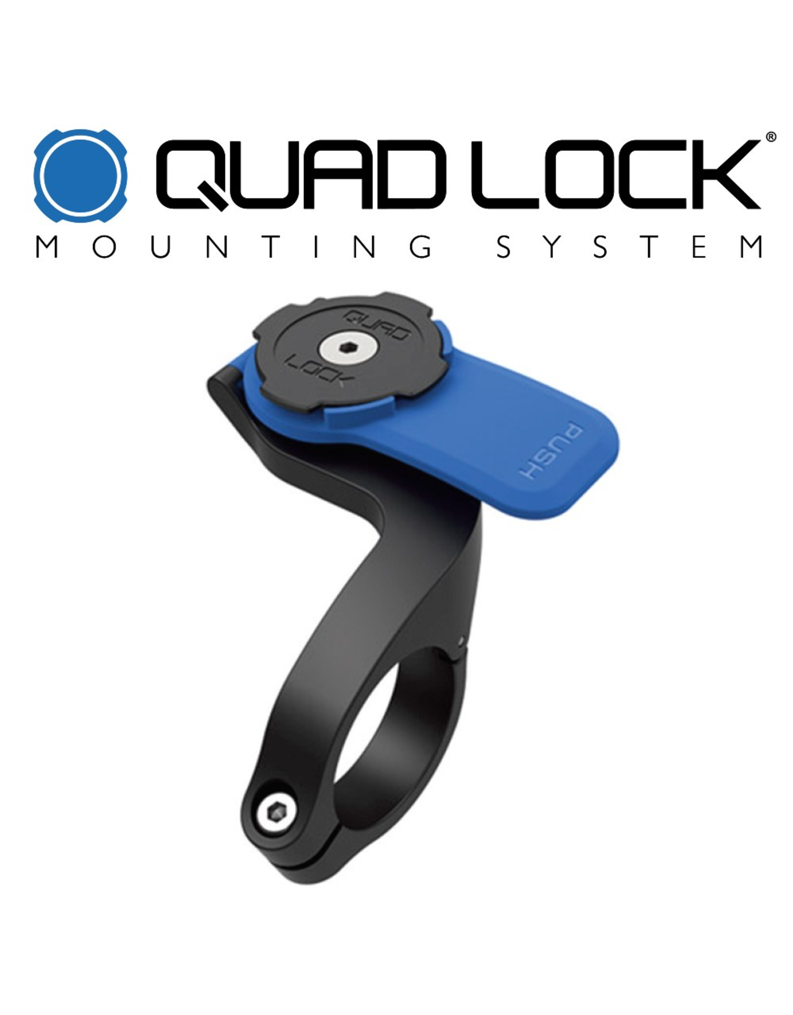 QUAD LOCK QUAD LOCK OUT FRONT MOUNT VERSION 2 PHONE HOLDER