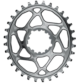 ABSOLUTE BLACK CHAINRING ABSOLUTE BLACK SRAM DM 32T GREY