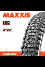 "MAXXIS MAXXIS AGGRESSOR 27.5 x 2.30"" TR EXO FOLD 60TPI TYRE"