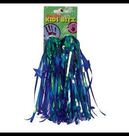 KIDS BITZ HANDLEBAR KIDS BITZ STREAMERS BLUE/PURPLE