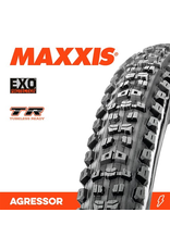 "MAXXIS TYRE MAXXIS AGGRESSOR 29 x 2.30"" TR EXO FOLD 60TPI"