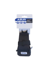AZUR AZUR LIGHTWEIGHT MEDIUM SADDLE BAG