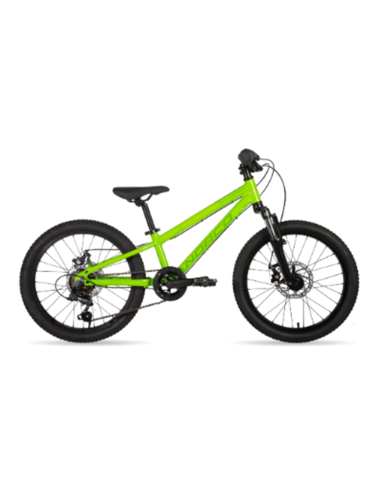 """NORCO NORCO YOUTH 20"""" STORM 2.1 GREEN"""