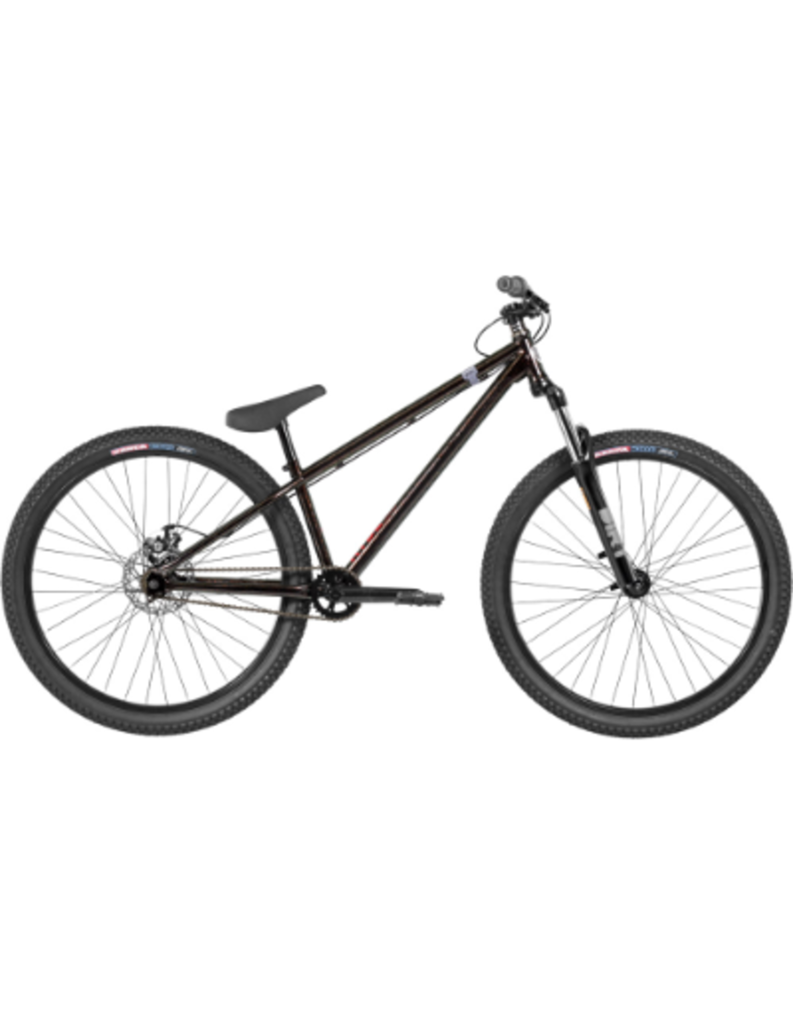 NORCO NORCO DJ RYDE 26 SMALL (Short) SPLATTER RED/BLACK