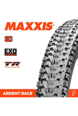 """MAXXIS MAXXIS ARDENT RACE 29 X 2.20"""" TR 3C EXO FOLD 120TPI TYRE"""