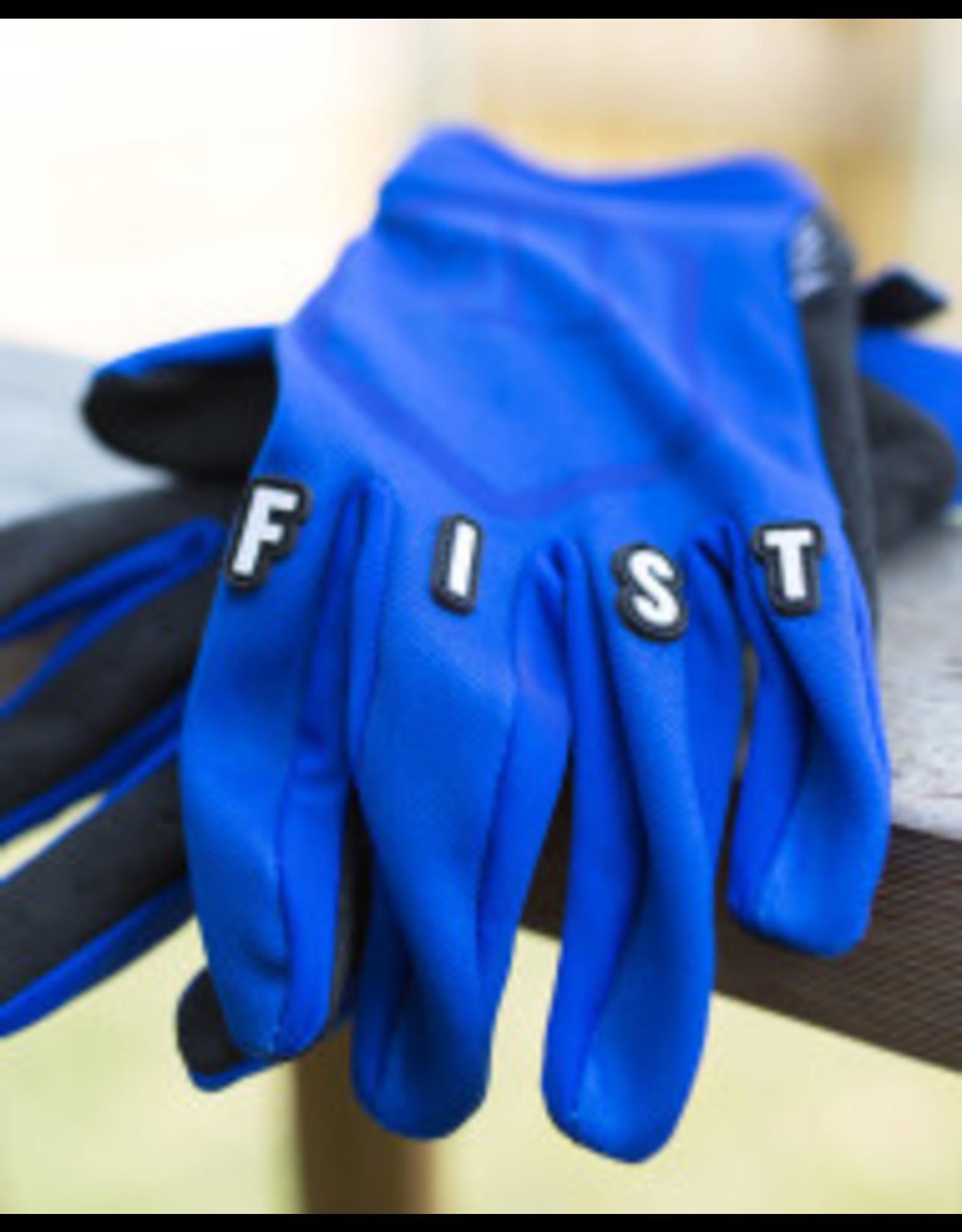 FIST FIST GLOVES C08 STOCKER BLUE