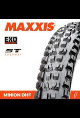 "MAXXIS MAXXIS MINION DHF 26 X 2.50"" EXO SUPER TACKY 60TPI TPI"