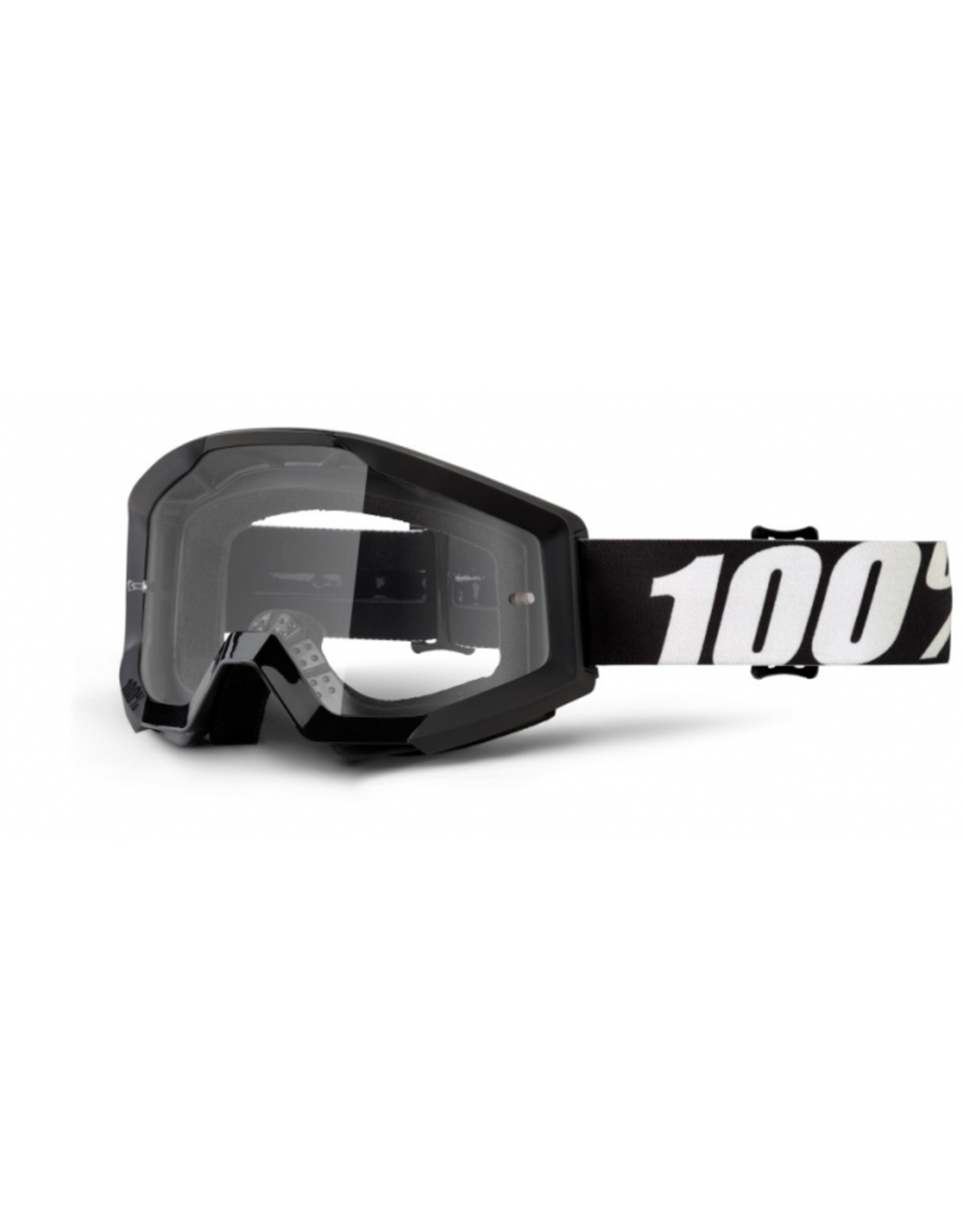 100% GOGGLES 100% STRATA CLEAR LENS OUTLAW