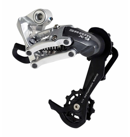 SRAM SRAM DERAILLEUR REAR X9 9 SPEED MEDIUM CAGE MY10