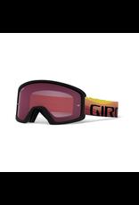GIRO GOGGLES GIRO BLOK VIVID TRAIL ORANGE/HEATWAVE