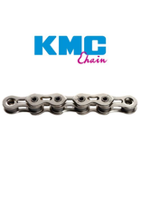 "KMC KMC CHAIN K1 1/2X3/32"" SINGLE SPEED 112L SILVER"