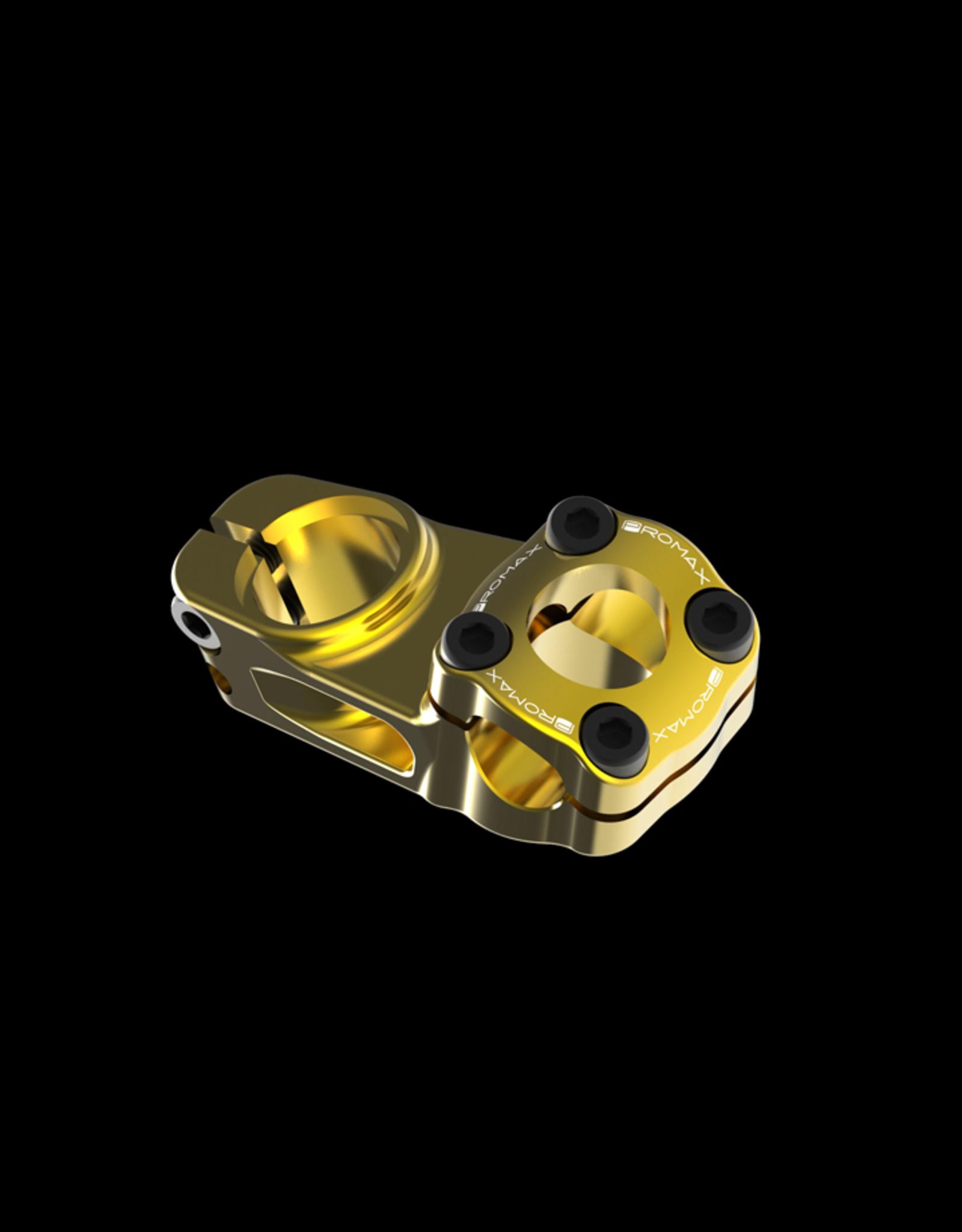 "PROMAX STEM PROMAX IMPACT 1-1/8"" 53MM TOP LOAD GOLD"