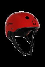 Pro Tec HELMET PROTEC CLASSIC BIKE GLOSS RED