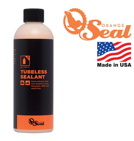 ORANGE SEAL TYRE SEALANT ORANGE SEAL REGULAR 8OZ (236ml)