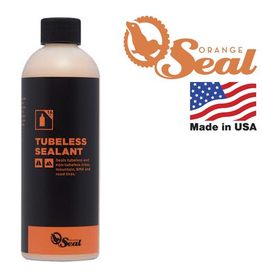 ORANGE SEAL TYRE SEALANT ORANGE SEAL REGULAR 16OZ (473ml)