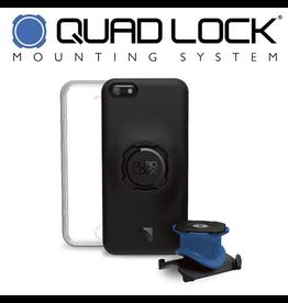 QUAD LOCK PHONE HOLDER QUAD LOCK BIKE KIT iPHONE 7 & 8