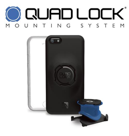 QUAD LOCK PHONE HOLDER QUAD LOCK BIKE KIT iPHONE 7 PLUS