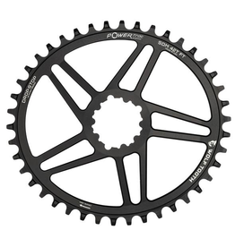 WOLF TOOTH WOLF TOOTH SRAM 32T ELLIPTICAL BOOST BLACK CHAINRING