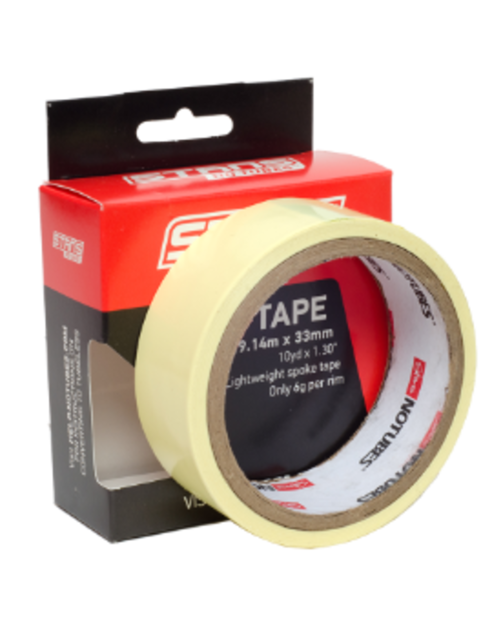 Stans No Tubes RIM TAPE STANS NO TUBES TUBELESS 10YD X 33MM