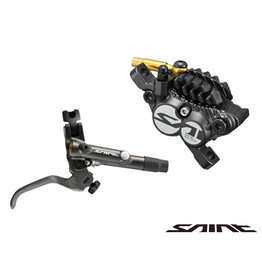 Shimano DISC BRAKE COMPLETE SHIMANO SAINT BR-M820-B FRONT RIGHT 1000MM