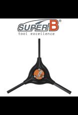 SUPER-B SUPER-B CLASSIC Y-WRENCH HEX KEY TOOL 4/5/6mm