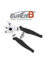 SUPER-B TOOL SUPER-B CLASSIC THE TRIDENT 2 IN 1 MASTER LINK PLIERS