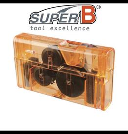 SUPER-B SUPER-B CLASSIC CHAIN CLEANER TOOL
