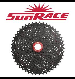 SUNRACE SUNRACE MX8 11 SPEED 11-46T BLACK CASSETTE