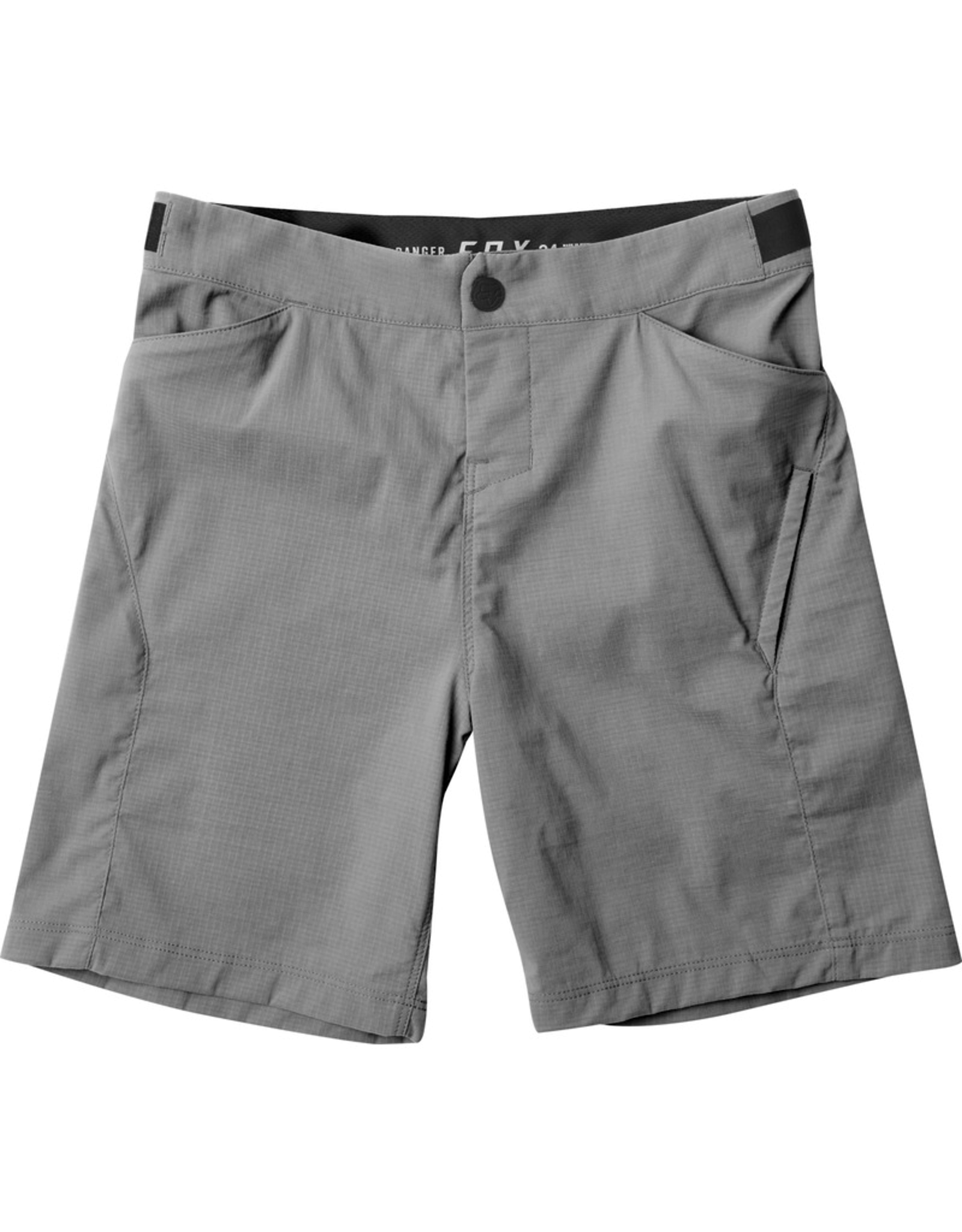 FOX SHORTS FOX '20 YOUTH RANGER CARGO PEWTER