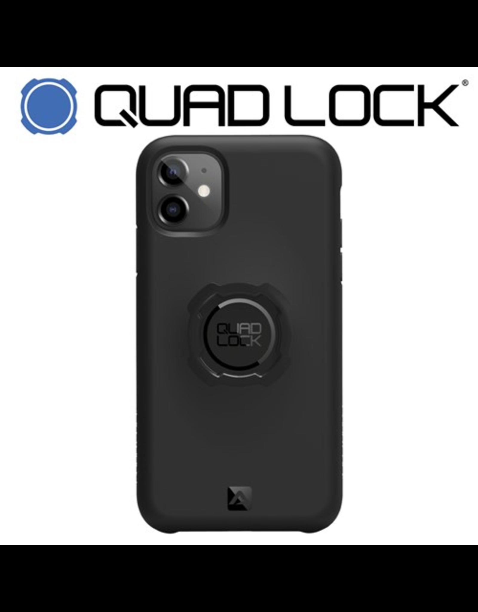 QUAD LOCK PHONE CASE QUAD LOCK FOR iPHONE 11