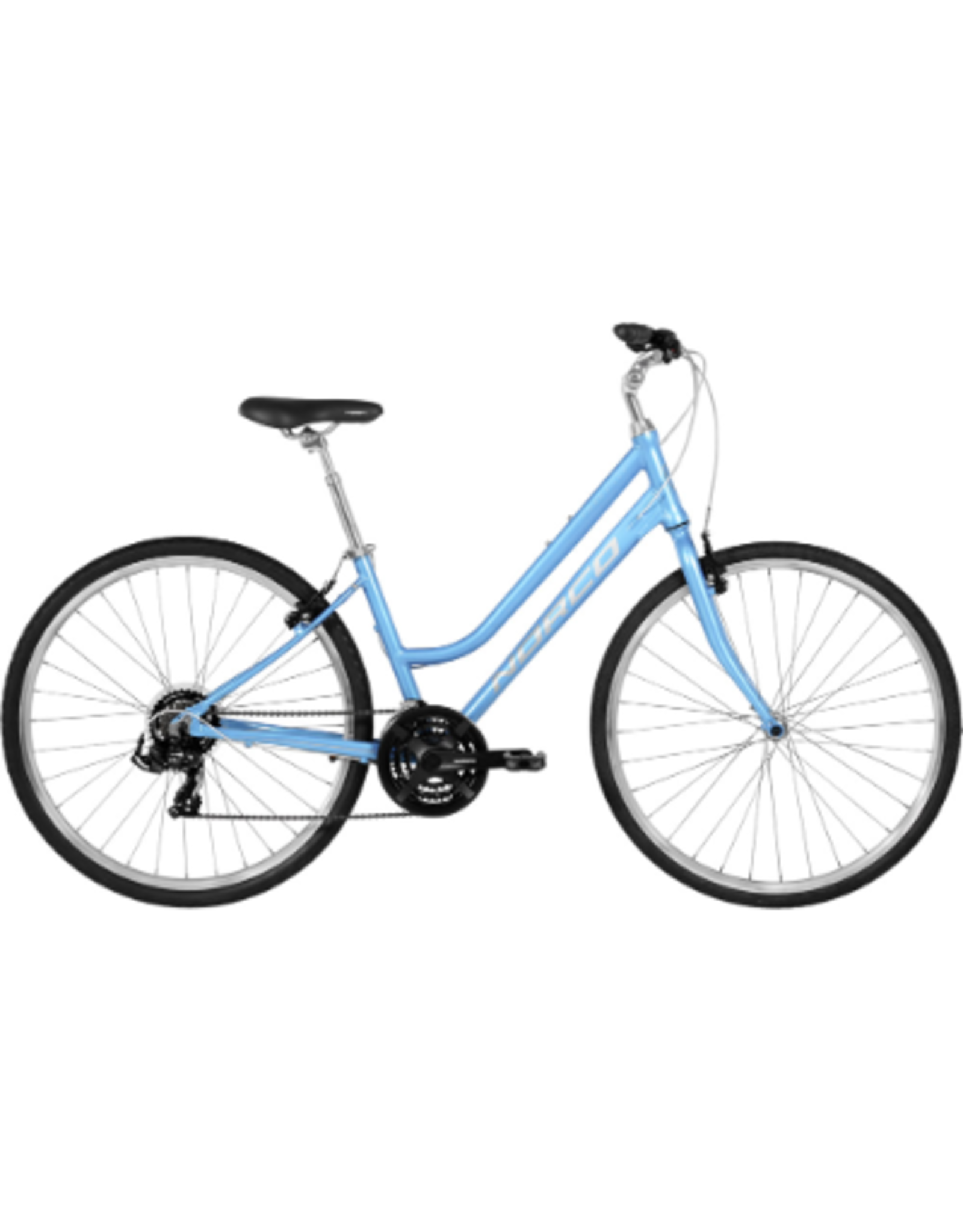 NORCO NORCO YORKVILLE WOMENS STEP THRU BLUE/SILVER