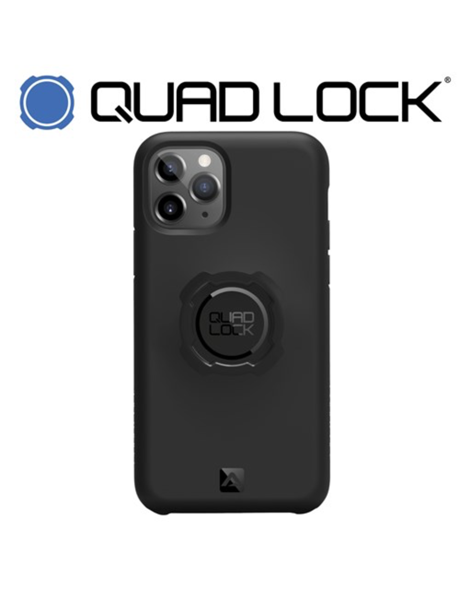 QUAD LOCK QUAD LOCK FOR iPHONE 11 PRO PHONE CASE