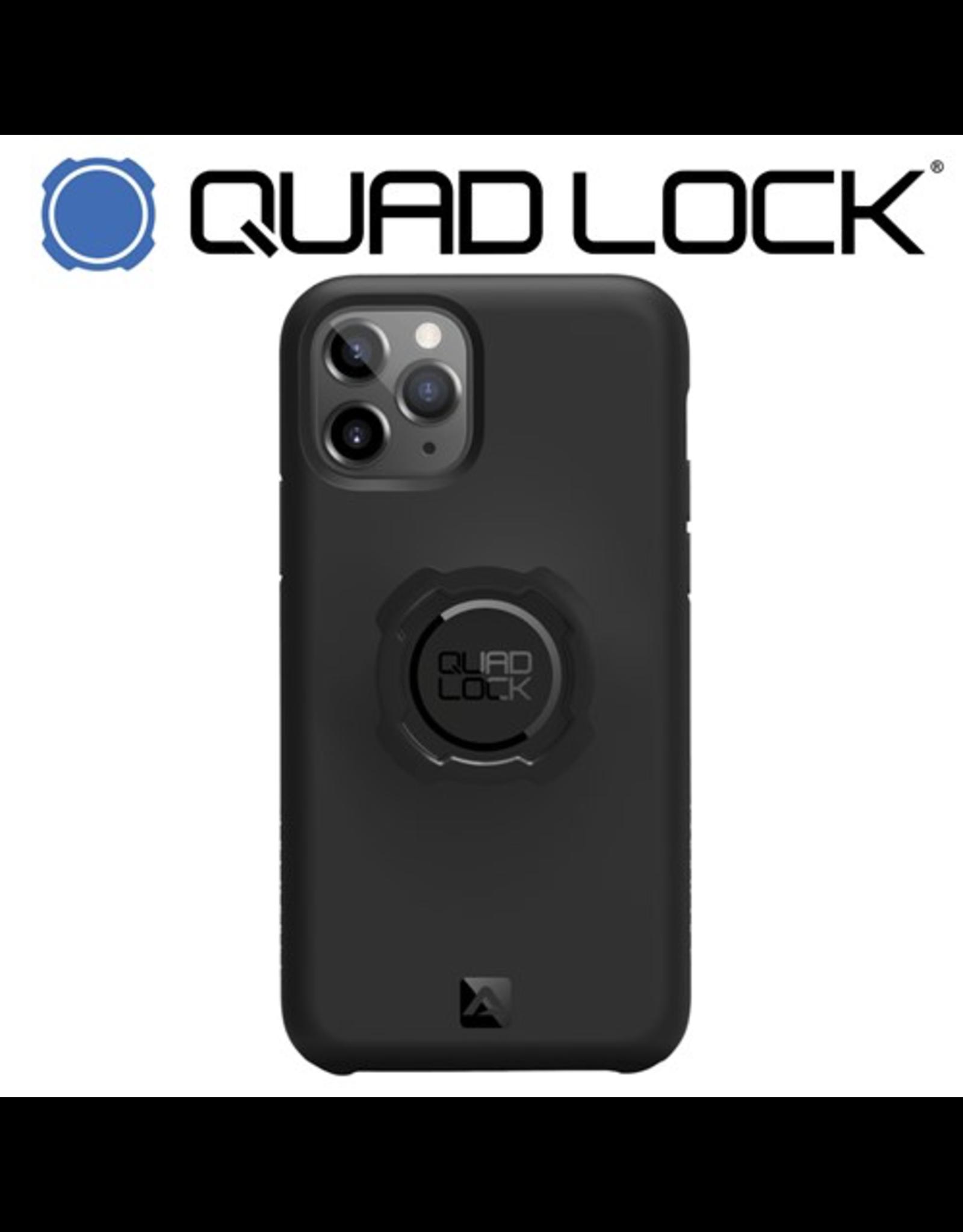 QUAD LOCK QUAD LOCK FOR iPHONE 11 PRO MAX PHONE CASE