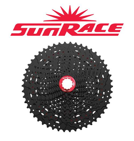 SUNRACE SUNRACE MZ9 12 SPEED 11-50T BLACK CASSETTE