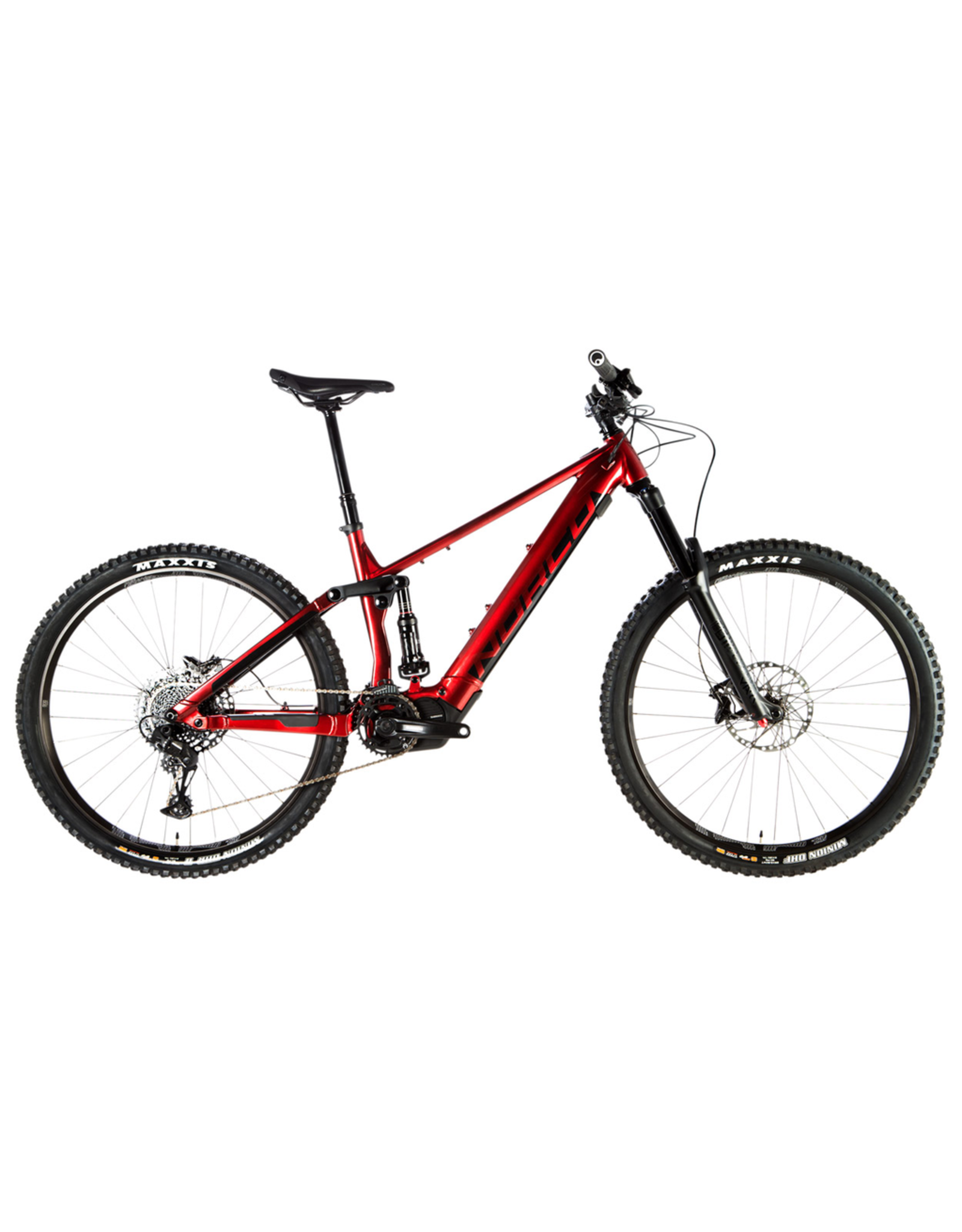 NORCO NORCO VLT SIGHT A1 (29) BLOOD RED/BLACK (E-BIKE)