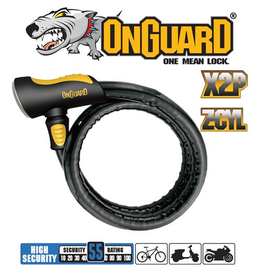 ON GUARD ON GUARD ROTTWEILER ARMOURED LOCK 1200X25