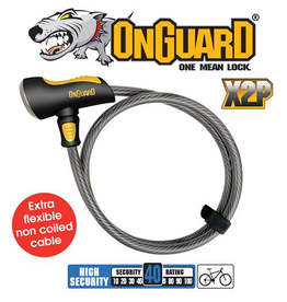ON GUARD ON GUARD AKITA STRAIGHT CABLE LOCK 1850X12MM