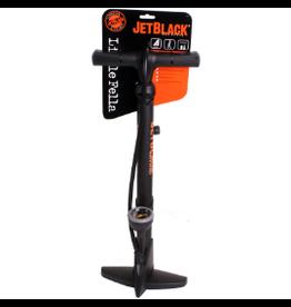 JETBLACK PUMP JETBLACK FLOOR PUMP LITTLE FELLA WITH DUAL HEAD