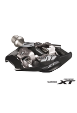 Shimano PEDALS SHIMANO DEORE XT PD-M8120 TRAIL SPD BLACK