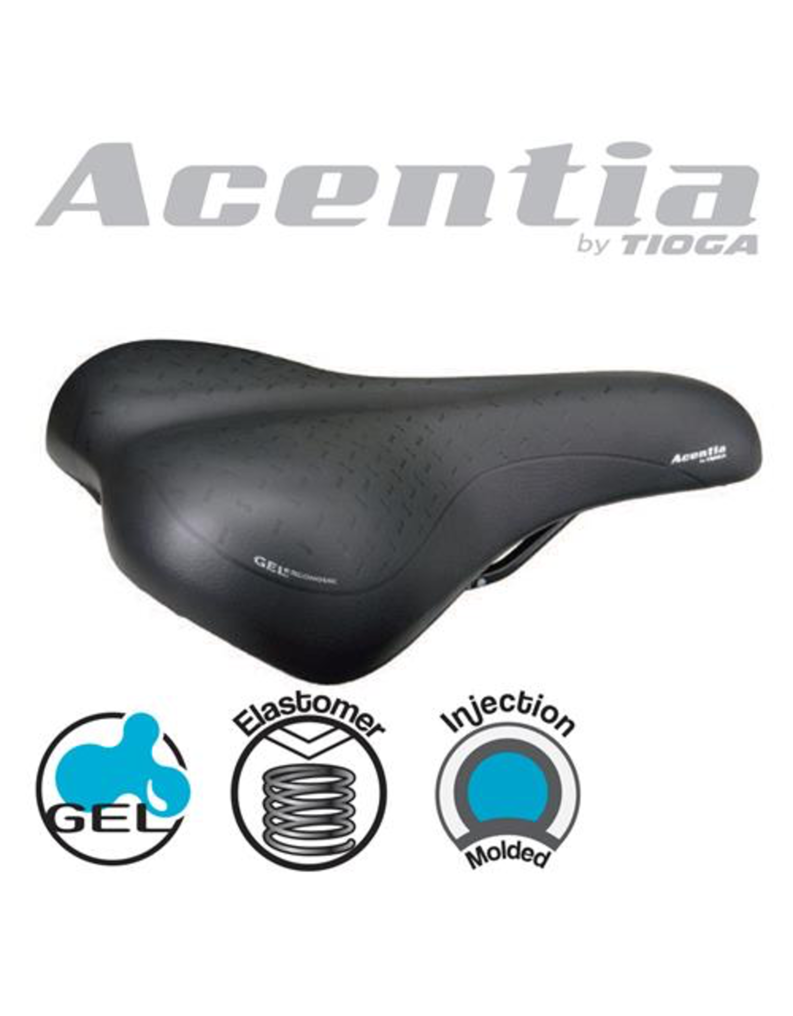 TIOGA ACENTIA PAX SADDLE BY TIOGA