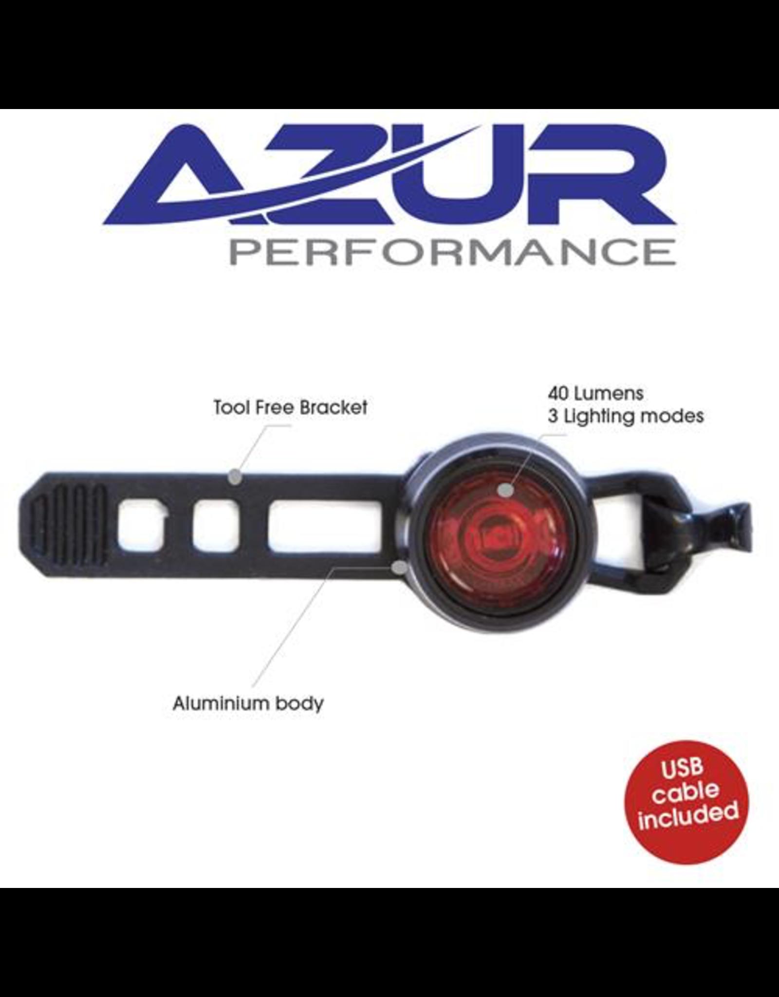 AZUR LIGHT TAIL LIGHT AZUR CYCLOPS USB